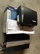 Xantrex Prowatt Sw 600W And Aims Pure Sine 1200w Auto Transfer Inverters