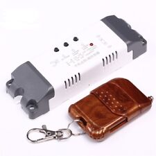 2 Channel Wifi Relay Switch Module + 433MHz Remote Control Inching Self-lock