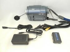 New ListingSony Handycam Ccd-Trv128 8mm Hi-8 Camcorder Good Condition with 90-Day Warranty