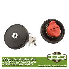 Locking Fuel Cap For Renault Clio MK2 03/1998 - 2012 EO Fit