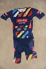 Castelli Cycling Men's Triathlon Tri Kit Large Sleeved Timex Multisport Team