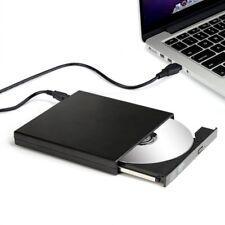 Salcar - Esterno DVD-R CD-RW Masterizzare CD, DVD Combo Lettore CD Scrittura USB