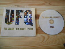 CD Folk Urban Folk Quartet - Live (9 Song) UFO URBAN FOLK QUARTET