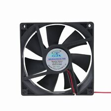 DC 24V 2Pin Brushless PC Computer Cooling Industry IDE Fan 92x92x25mm 92mm 9225S