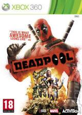 Deadpool (Xbox 360) VideoGames