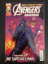 AVENGERS UNIVERSE #3 Panini Comics The Shredded Man!