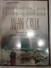 MEAN CREEK - FILM IN DVD - ORIGINALE -visita il negozio ebay COMPRO FUMETTI SHOP