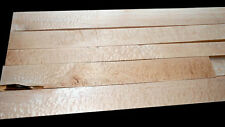 Quilted Bigleaf Maple 4/4 Lumber - 100 BF
