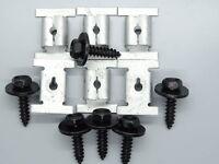 12 Teile Unterfahrschutz Unterboden Reparatur Kit Clips für Opel Corsa B C D