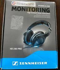 Sennheiser HD280PRO Headband Headphones - Black