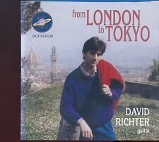 David Ritcher / Guitar From London To Tokyo