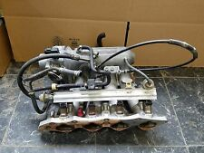 99 00 HONDA CIVIC SI EM1 B16 OBD2 intake manifold throttle body injectors P30