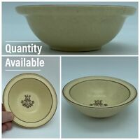 Pfaltzgraff Village USA Vintage Pattern Small Bowls - Soup, Sauce - Has Crazing