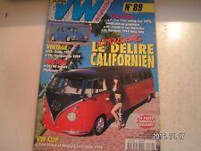 **d Super VW Magazine n°89 Cox 1967 racing / Cox 1973 / Ovale 1956 /