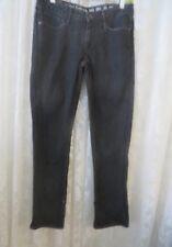 EARNEST SEWN HARLAN 94A Jeans Black size 27