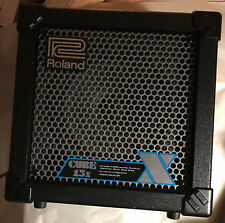 Roland Cube-15X 18 watt Guitar Amp mint cond.*PICKUP ONLY IN GOLD BEACH,OREGON*