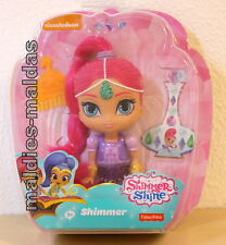Fisher Price Shimmer & Shine Basis Puppe Dschinni Shimmer DLH56 NEU/OVP