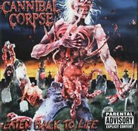 Cannibal Corpse - Eaten Back To Life [CD]