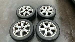 Mercedes-Benz W164 W251 Alloy Wheels & Tyre (Set of 4) 255/50R19 107Y