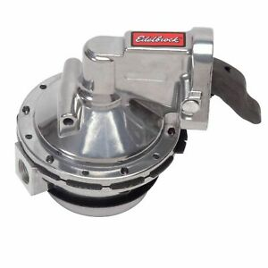 Edelbrock 1721 Performer RPM Series 110 GPH Street Fuel Pump SB Chevy & W Series