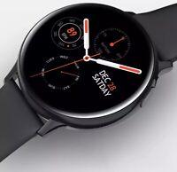 LEMFO S20 ECG Smart Watch Men Women Full Touch Screen IP68 Waterproof Heart Rate