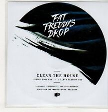(EP400) Fat Freddy's Drop, Clean The House - 2013 DJ CD