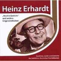 HEINZ ERHARDT - ESPRIT/NOCH'N GEDICHT UND ANDERE UNGEREIMTHEITEN  CD NEU