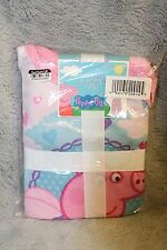 NWT Girls Toddler Peppa Pig 2-Piece Sleepwear Set Size 4T Longsleeve Pajamas