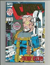 CABLE #1 GOLD EDITION NM OUTSTANDING WHITE PAGES MARVEL MODERN COMICS 1993