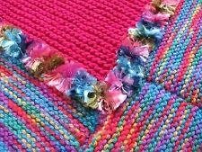 Handmade 100% Wool Blankets