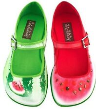 Hot Chocolates Shoes, Watermelon Size 11.5