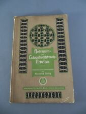 Hohlsaum und Leinenbruch Arbeiten Thusnelda Düsing Beyer Verlag ca. 1920
