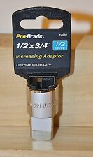 Pro Grade  1/2 to 3/4  Increasing Adapter New & Free Shipping