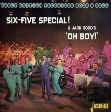 SIX-FIVE SPECIAL/JACK GOOD'S 'OH BOY!'  CD NEU PETER ELLIOT/CLIFF RICHARD/