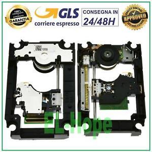 LENTE LASER PS4 PLAYSTATION 4 SLIM PRO GRUPPO OTTICO 496AAA KEM-496AAA KES-496A