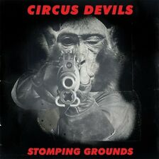 Stomping Grounds - Circus Devils (2015, CD NIEUW)