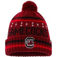 South Carolina Gamecocks NCAA Barometer Cuffed Knit Beanie Stocking Hat 045089