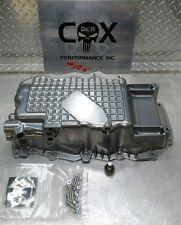 Dodge Neon SRT4 Powder Coated Oil Pan Gunmetal Grey