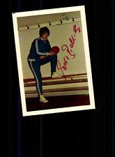 EDITH BUCHHOLZ Autogrammkarte 60er Jahre Original Signiert Tischtennis+A 146584