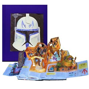 Pop Up Book Limited Edition Star Wars Matthew Reinhart 1st, Numbered, Signed New