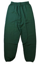 Big Mens Hanes ComfortSoft 50/50 Fleece Sweatpants Deep Forest Green 3X NEW