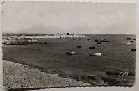 #346 Ancienne Carte postale Plouguerneau Finistère Cale du Koréjou