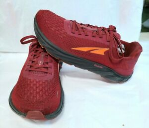 ALTRA Men's Torin 4.5 Plush Road Running Shoes Dark Red, Size 11 D(M) US