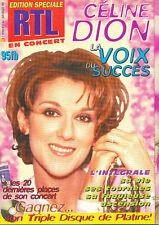 7 EXTRA 97/23BIS (6/97) CELINE DION GOLDMAN ROCH VOISINE HELENE SEGARA DELON