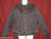 Women's COLUMBIA XCO Blazer Jacket Size L Black