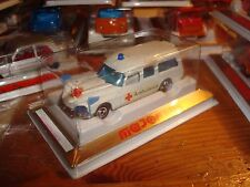 MAJORETTE  CITROEN  DS  AMBULANCE