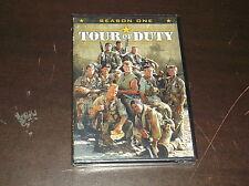 TOUR OF DUTY SEASON ONE DVD MOVIE NEW SEALED 21 EPISODES