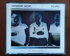 TANGERINE DREAM  POLAND WARSAW CONCERT 2 CD SET