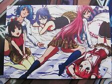 Yugioh Common Orica Sexy Anime Girls Token Rosario Vampire (2)