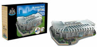 Newcastle United St James Park Stadium 3D Jigsaw Puzzle Official Licensed